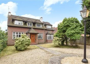 Thumbnail 4 bed detached house for sale in The Meadway, Tilehurst, Reading