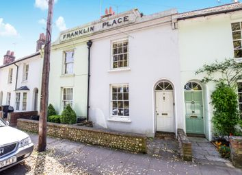 Thumbnail 3 bed cottage to rent in Franklin Place, Chichester