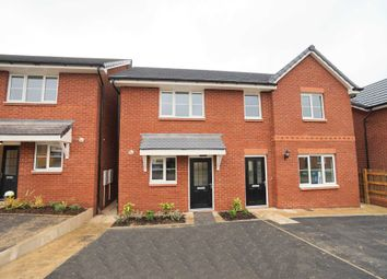Thumbnail 3 bedroom semi-detached house to rent in Bolton Road, Adlington, Chorley