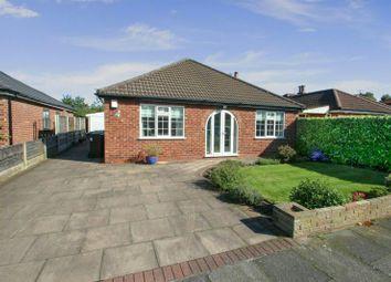 Thumbnail 2 bedroom detached bungalow for sale in Dorrington Road, Sale