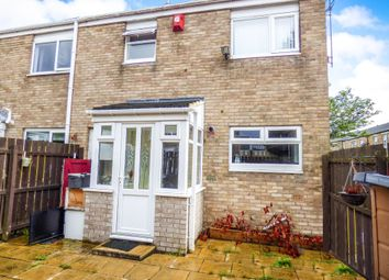 Thumbnail 4 bed terraced house for sale in Mortimer Chase, East Hartford, Cramlington