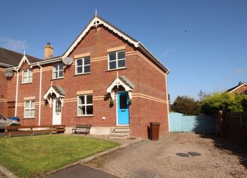 Thumbnail 3 bed terraced house for sale in Whitethorn Mews, Newtownards