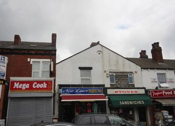 Thumbnail 1 bed flat to rent in Harehills Lane, Harehills, Leeds, West Yorkshire