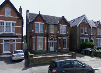 Thumbnail 4 bed flat to rent in Madeley Road, London