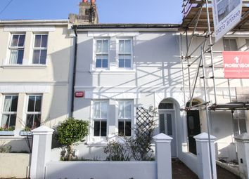 Thumbnail 2 bed terraced house for sale in Albert Road, Southwick, Brighton