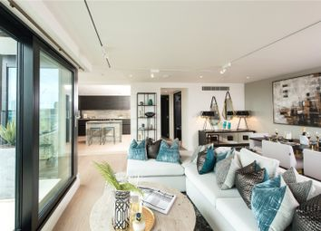 Thumbnail 3 bedroom flat for sale in Fann St, Barbican, City Of London