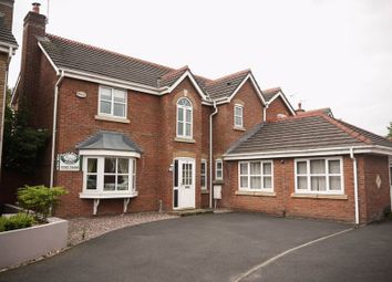 Thumbnail 5 bed detached house for sale in Angelbank, Horwich, Bolton