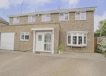 Thumbnail 4 bedroom detached house for sale in The Shaws, Welwyn Garden City
