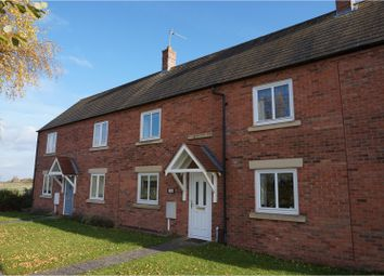 Thumbnail 3 bedroom terraced house for sale in Cransley Rise, Mawsley