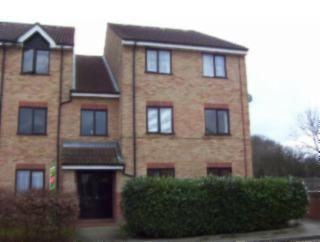 Thumbnail 1 bed flat to rent in Markwell Wood, Harlow
