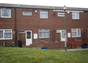 Thumbnail 1 bed terraced house to rent in Roscoff Close, Edgware