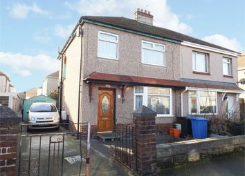 Thumbnail 3 bed semi-detached house for sale in Netley Road, Rhyl, Denbighshire