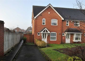 Thumbnail 3 bed end terrace house for sale in Hawkeswell Drive, Kingswinford, West Midlands