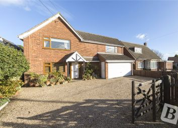 Thumbnail 3 bed detached house for sale in Runsell Green, Danbury, Nm, Essex