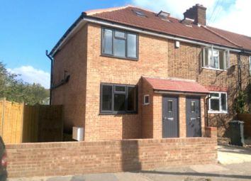 Thumbnail 2 bedroom end terrace house for sale in Sturge Avenue, Walthamstow, London