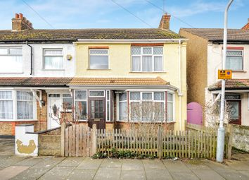 Thumbnail 3 bedroom end terrace house for sale in Cranmer Road, Hayes