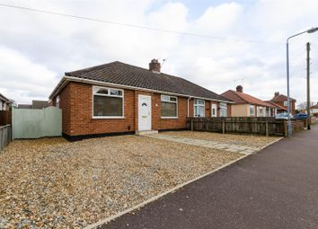 2 bed semi-detached bungalow for sale in Allens Avenue, Sprowston, Norwich NR7