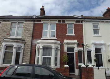 Thumbnail 3 bedroom property to rent in Manners Road, Southsea