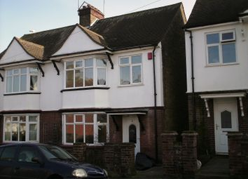 Thumbnail 3 bed semi-detached house to rent in Upper Approach Road, Broadstairs, Kent