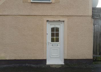Thumbnail 1 bedroom flat to rent in Burrows Road, Sandfields, Swansea