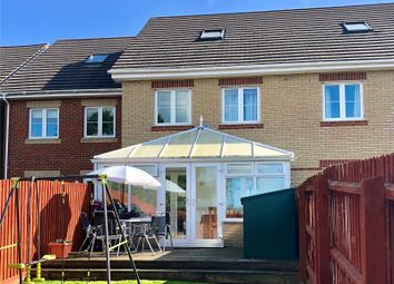 4 bed terraced house for sale in Bakers View, Corfe Mullen, Wimborne, Dorset BH21
