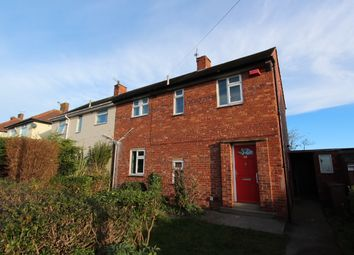 Thumbnail 3 bed semi-detached house to rent in Harnham Avenue, North Shields