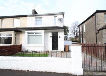 Thumbnail 3 bedroom semi-detached house for sale in Braidfauld Place, Tollcross, Glasgow