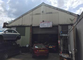 Thumbnail Warehouse for sale in The Bridge Trading Estate, Bridge Street North, Smethwick