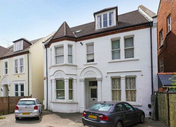 Thumbnail 2 bed flat for sale in Mount Park Road, London