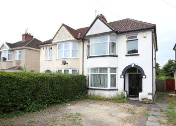 Thumbnail 3 bed semi-detached house for sale in Charlton Avenue, Filton Park, Bristol