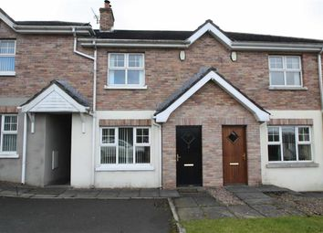Thumbnail 2 bed town house for sale in Majors Mews, Dromara, Down