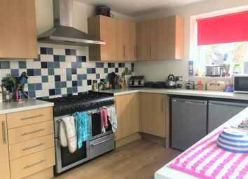 Thumbnail 4 bed terraced house for sale in Cheltenham Place, Greenbank, Plymouth
