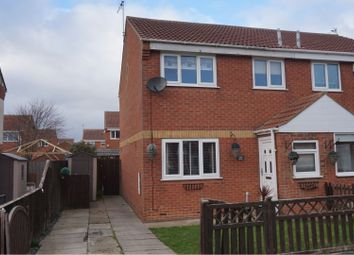 Thumbnail 3 bed semi-detached house to rent in Sheldrake Close, Filey