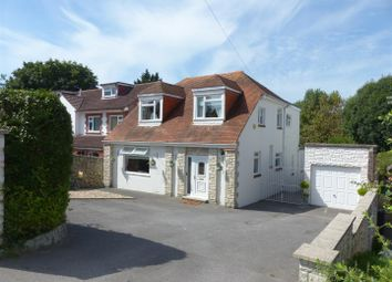 Thumbnail 4 bed detached house for sale in Preston Road, Preston, Weymouth