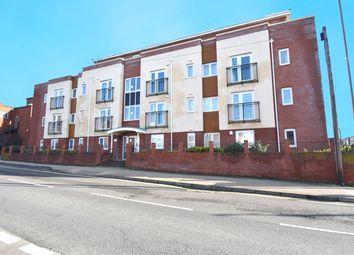 Thumbnail 2 bed flat for sale in Clarkes Court, Quay Street, Fareham