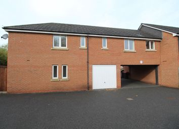 Thumbnail 2 bed flat for sale in Whitegate Grove, Longton, Stoke-On-Trent