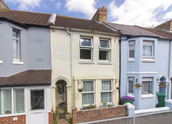 Thumbnail 3 bed terraced house for sale in Pavilion Road, Folkestone