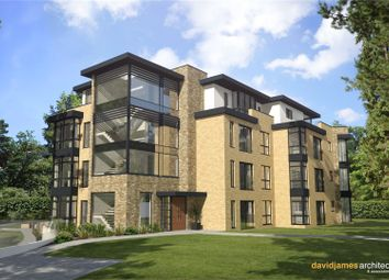 Thumbnail 3 bedroom flat for sale in Balcombe Road, Branksome Park, Poole