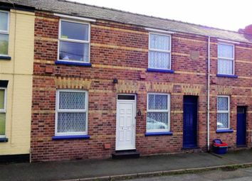 Thumbnail 3 bed terraced house for sale in 2, Oakfield Terrace, Nantoer, Newtown, Powys