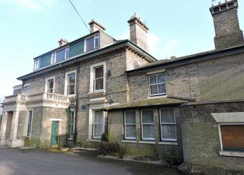Thumbnail 1 bedroom flat to rent in Belstead Road, Ipswich