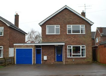 Thumbnail 3 bedroom detached house to rent in Hartington Grove, Cambridge