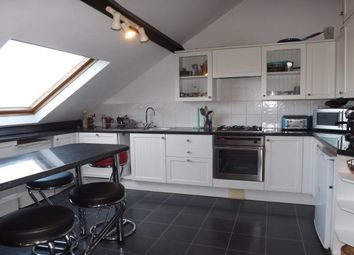 Thumbnail 3 bed flat to rent in Collingwood Villas, Stoke, Plymouth
