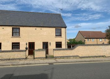 Thumbnail 2 bed end terrace house to rent in Furrowfields Road, Chatteris