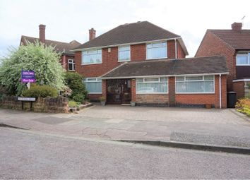 Thumbnail 5 bed detached house for sale in Balmoral Drive, Bramcote