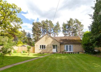 Thumbnail 3 bed bungalow for sale in Oaksey Road, Poole Keynes, Cirencester