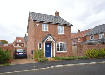 Thumbnail 3 bed detached house for sale in Connaught Crescent, Widnes
