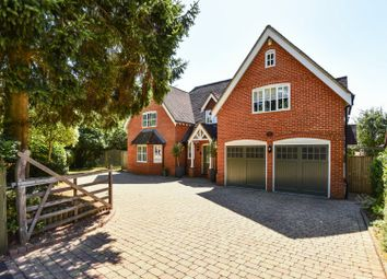 5 bed detached house for sale in Longwater Lane, Wokingham RG40