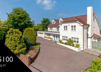 Thumbnail 7 bed detached house for sale in Trottiscliffe Road, Addington, West Malling