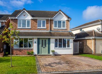 Thumbnail 4 bed detached house for sale in Adrian Close, Toton, Beeston, Nottingham
