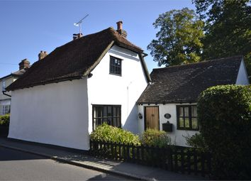 Thumbnail 2 bed detached house for sale in Pond Lane, Bentfield Road, Stansted